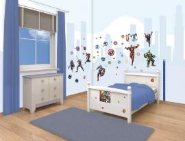 Walltastic Avengers Room Decor Kit