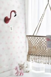 Esta Home Little Bandits Flamingo's behang 138918 2 rollen