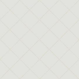 Wiebertjesbehang beige wit