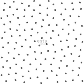Little Bandits Polka Dot Stippen behang 138934