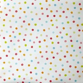 Caselio Stipjesbehang in vrolijke kleuren