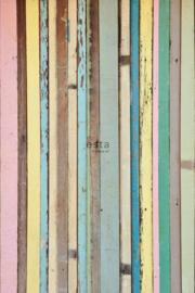 Esta Home Regatta Crew surf edition PhotowallXL Painted Wood 157703