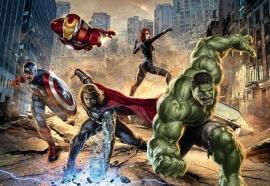 Avengers Street Rage 8-432