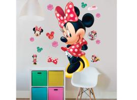 Minnie Mouse XL Sticker