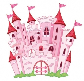 13027 Pink Bricks Dutch DigiWalls Olly Fotobehang