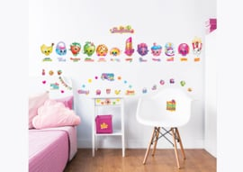 Walltastic Shopkins Decor Kit 44807