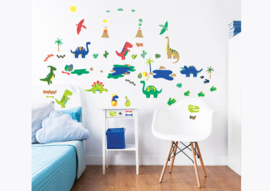 Walltastic Dinosaur Decor Kit 45026