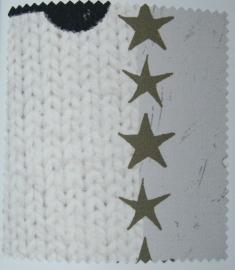 031. Onszelf Stars Gordijnstof