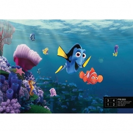 Dutch Wallcoverings Fotobehang Disney Nemo FTD2223