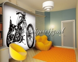 26. Noordwand Little Ones Fotobehang Cool Motorbike 419026