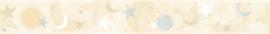 Heelal beige behangrand 114