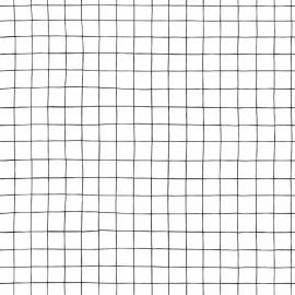 Onszelf Ruitbehang zwart wit OZ 3280