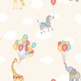 Animal Balloons 91042  Beige