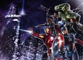 Avengers Citynight 4-434