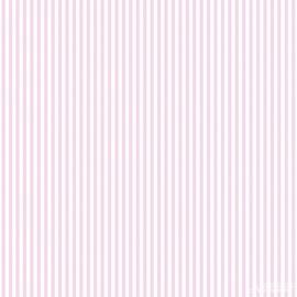 Streepjes behang roze 153
