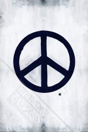 Onszelf Poster Peace OZ 3178