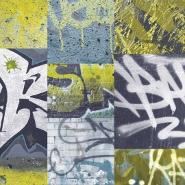 Behang Expresse Expression behang 23721 Graffiti