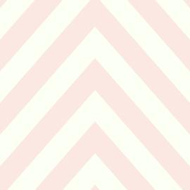 Chevron roze 12572