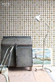 Esta Home Brooklyn Bridge WallpaperXXL Schrijfmachine Toetsen 158505