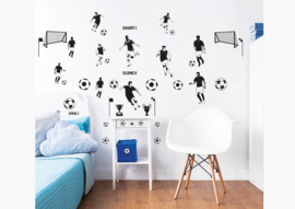 Walltastic Football Decor Kit 44906