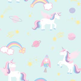 Unicorns, rockets and rainbows 90962 mint