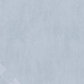 Unibehang blauw gemeleerd