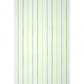 032. Streepjesbehang groen taupe