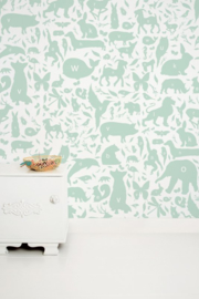 KEK Amsterdam Kids behang ABC Animals WP-044