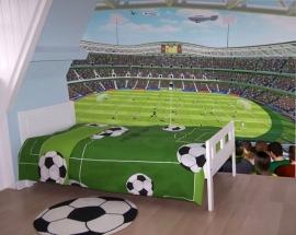 05 Voetbal Kleedje