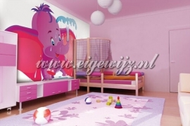 39. Noordwand Little Ones Fotobehang Purple Dumbo 418039