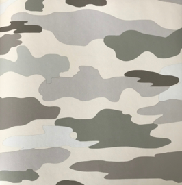 Behang Expresse Thomas behang Camouflage 27149