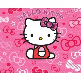Walltastic Hello Kitty 41271