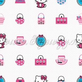 05. Hello Kitty Behang 73499