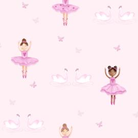 Ballerina behang 12460