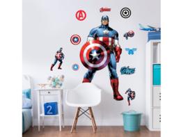 Captain America XL Sticker