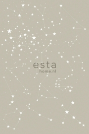 Esta Home Everybody Bonjour PhotowallXL Sterrenhemel 158705
