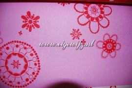 My Dear Rode Bloemetjes 7625