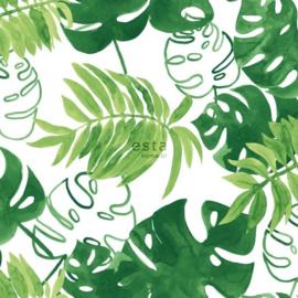 Esta Greenhouse tropische jungle bladeren jungle groen 138887