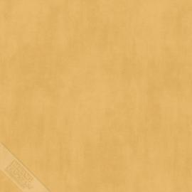Unibehang geel gemeleerd