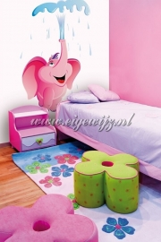 42. Noordwand Little Ones Fotobehang Happy Dumbo 414042