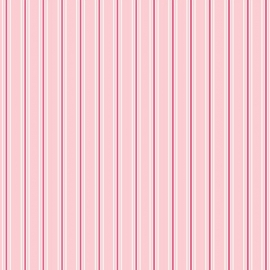 Pin stripe pink behang 2200806