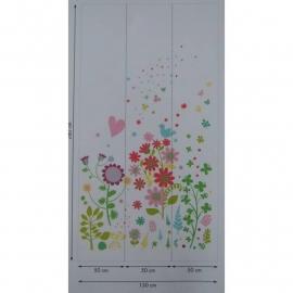 026. Caselio Bloemen en Vlinderpaneel