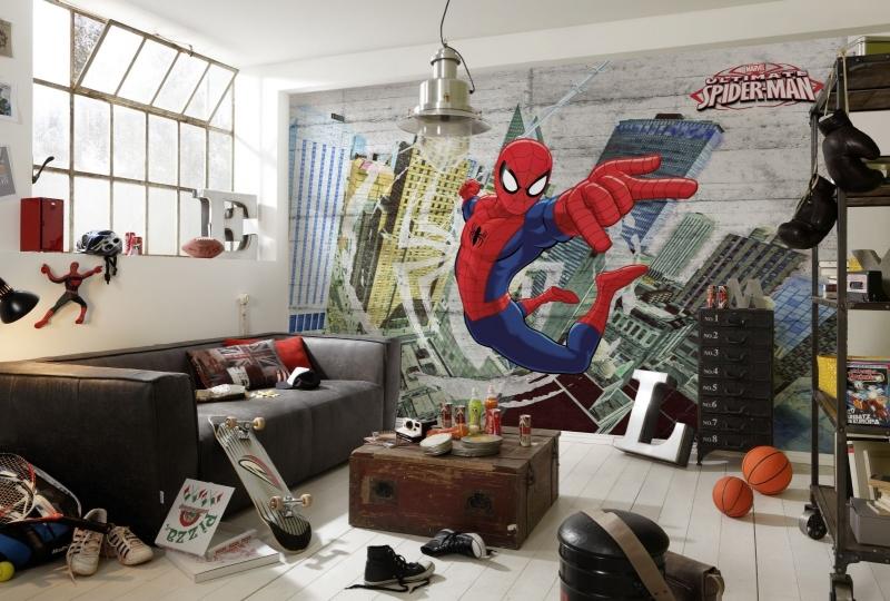 Spiderman Concrete 8-467