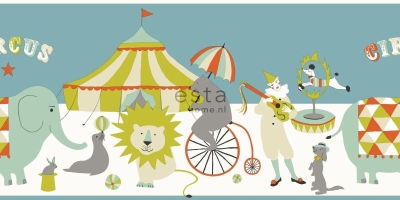 Esta Home Everybody Bonjour behangrand Circus 178704