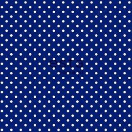 051. Esta Home Stip donkerblauw wit   138105