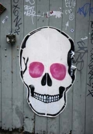 Dutch DigiWalls One - art. 1002 Skull