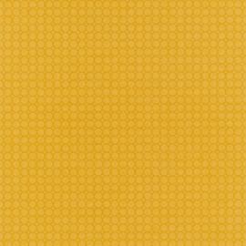 Swing Cirkeltjes behang geel 2875