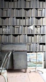 Esta Home Vintage Rules! WallpaperXXL Boekenplanken 158205