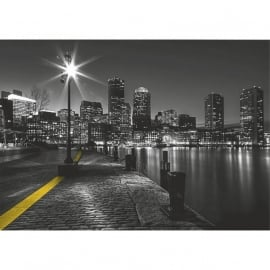 Dutch Wallcoverings Fotobehang City at Night