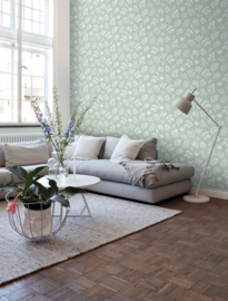 Esta Home Scandi Cool behang Bloemmotief 139085